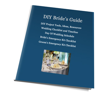 DIY Bride's Guide
