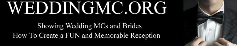 wedding mc